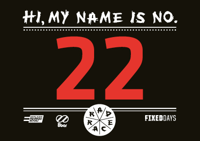 This is the starting number for your bike!
