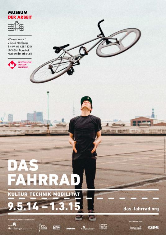Das Rad Race Last Man Standing wird präsentiert von DAS FAHRRAD