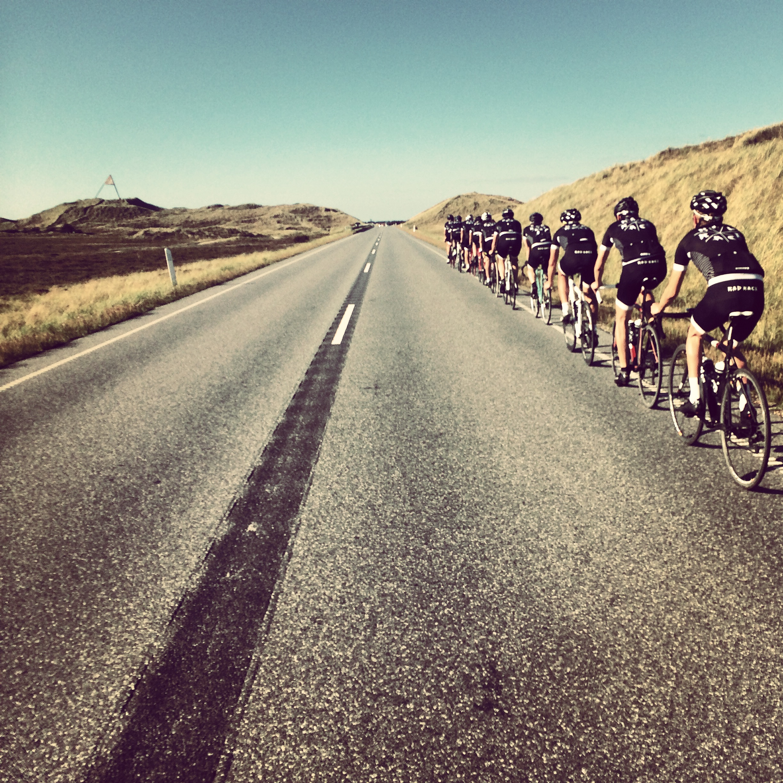 RAD RACE x AURORA Tour de Skandinavia