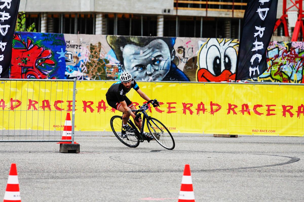 RAD RACE Street Hunt Karlsruhe // Pic by Georg Boesner
