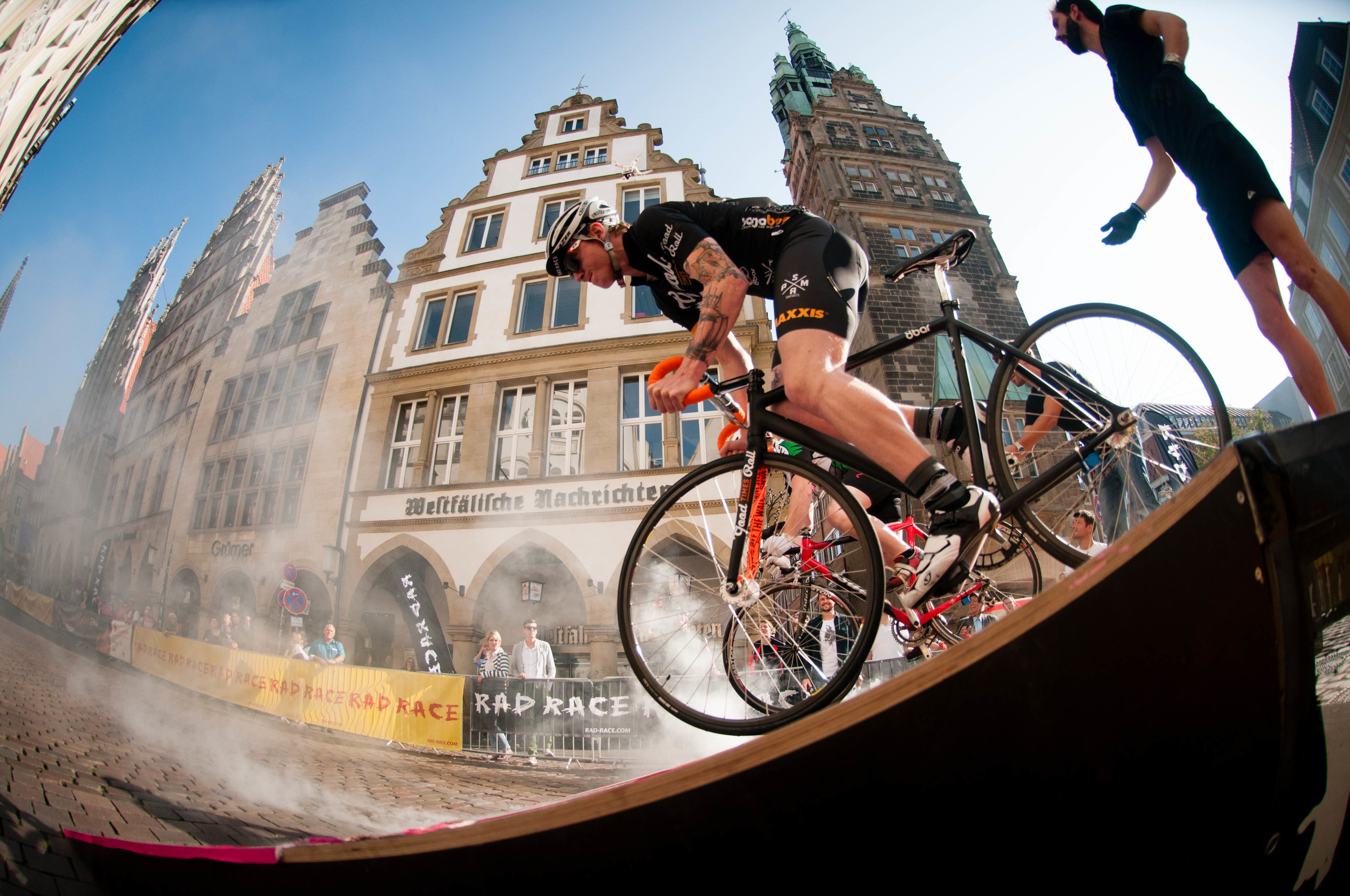RAD RACE BATTLE MÜNSTER // Pic by Martin Donat SPOKEMAG
