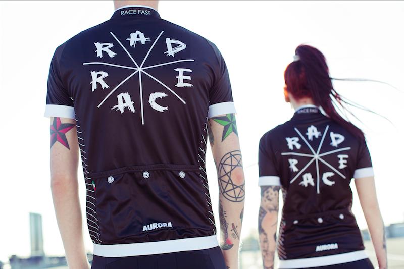 RAD RACE x AURORA CYCLING JERSEY // Pic by Eileen Gruschka