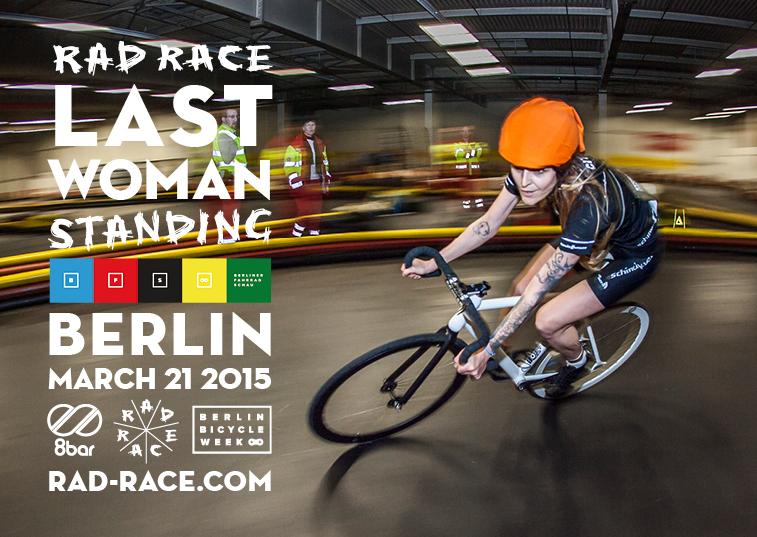 Last Woman Standing 2014: Mianzi Rei // Schindelhauer Bikes.
