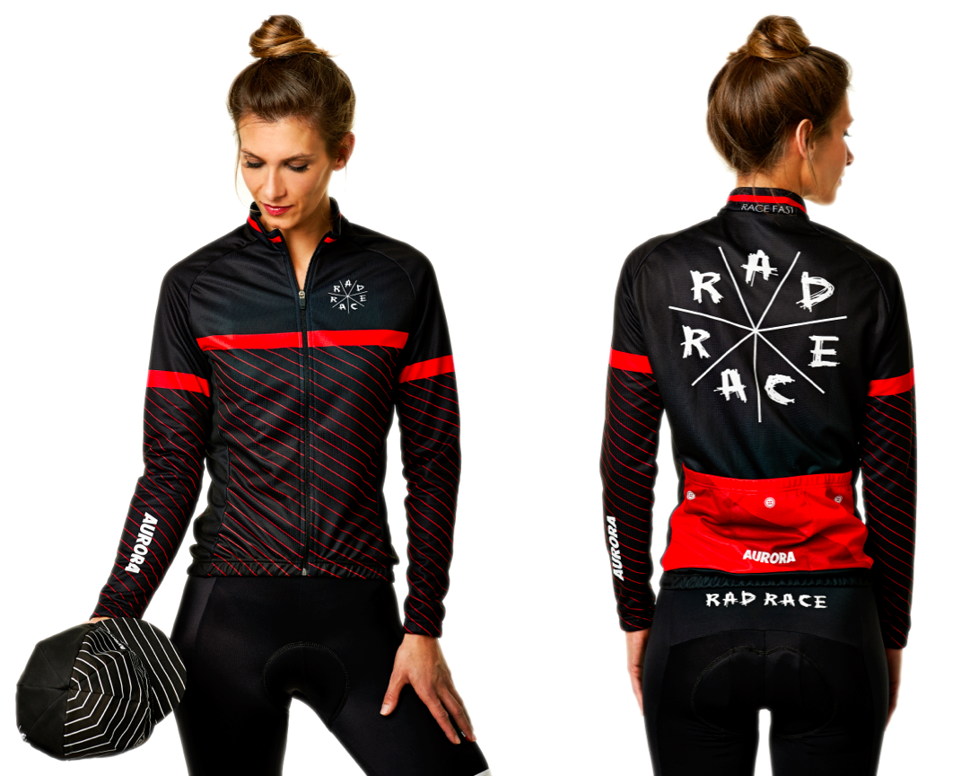 WOMEN's RAD RACE WINTER KIT COMPLETE (only the socks are not in the picture...)