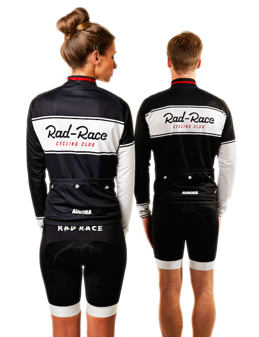 RAD RACE CYCLING CLUB KIT COMPLETE - WOMEN's & MEN's EDITION