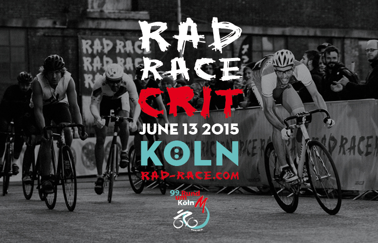 RAD RACE CRIT Cologne 2015