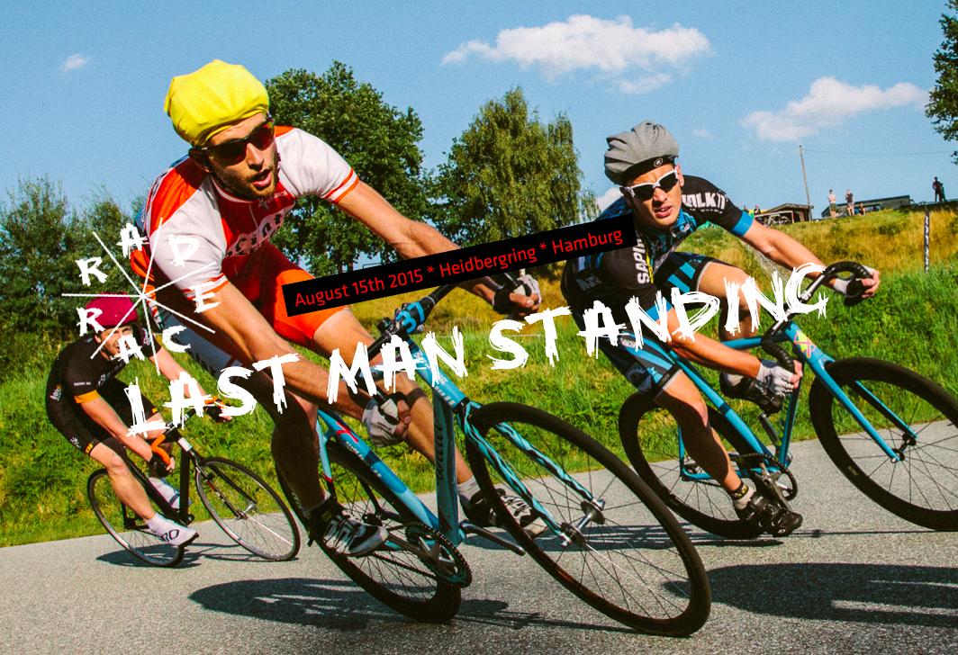 RAD RACE Last Man Standing Heidbergring 2015