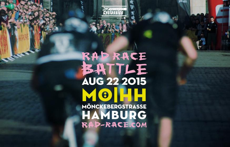 Rad Race Battle Hamburg