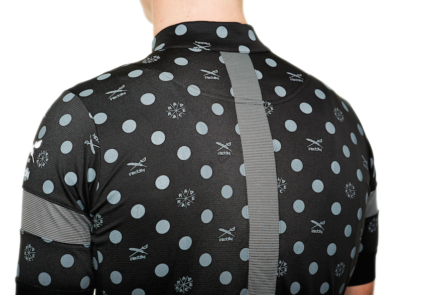 New RAD RACE x IRIEDAILY Men's cycling jersey