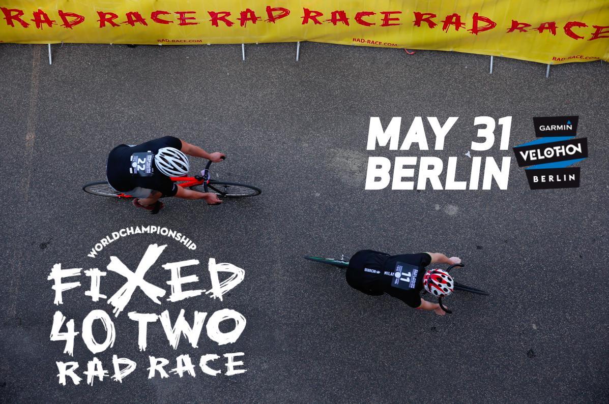RAD RACE FIXED42 WORLD CHAMPIONSHIP