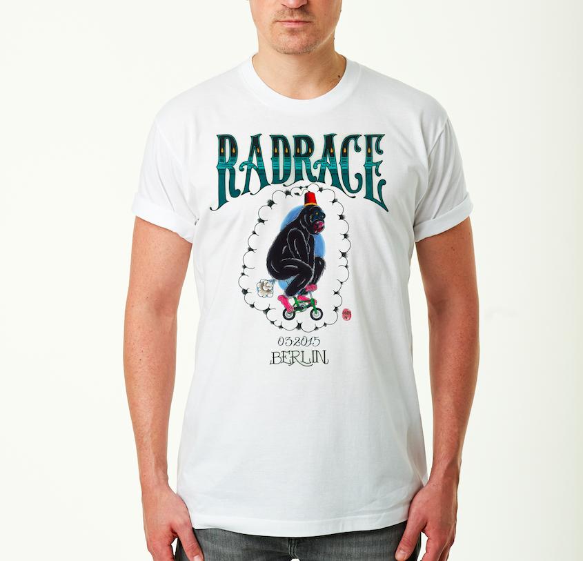 RAD RACE Berlin Shirt