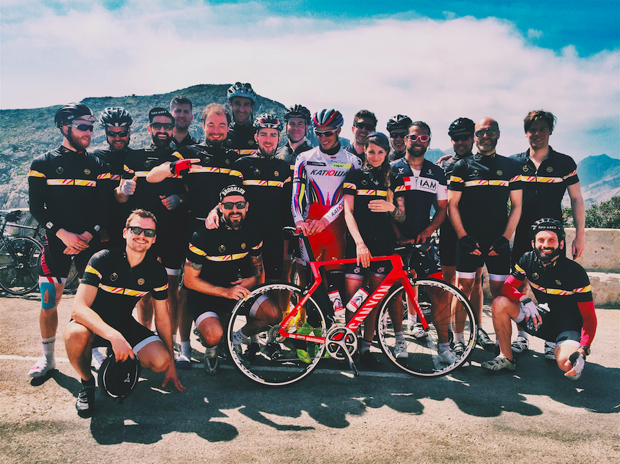 RAD PACK Training Camp Mallorca 2015