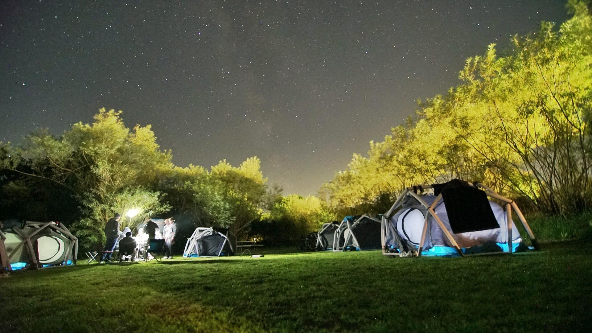 Heimplanet Tents...
