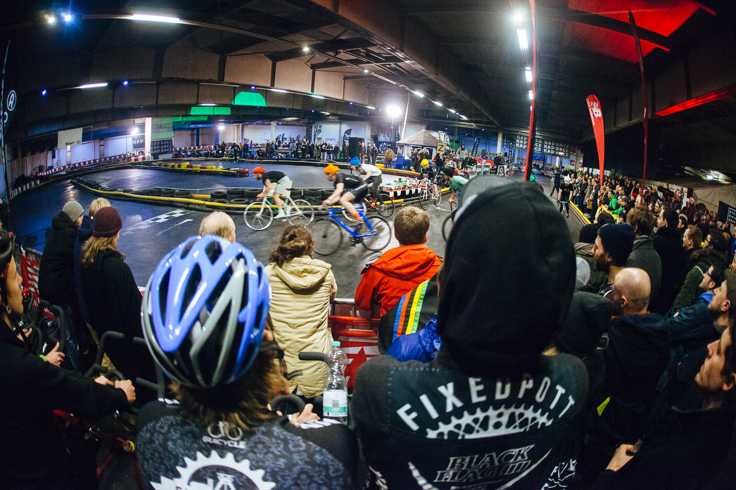RAD RACE Last Man Standing Berlin 21.03.15 Photo by Burkhard Müller