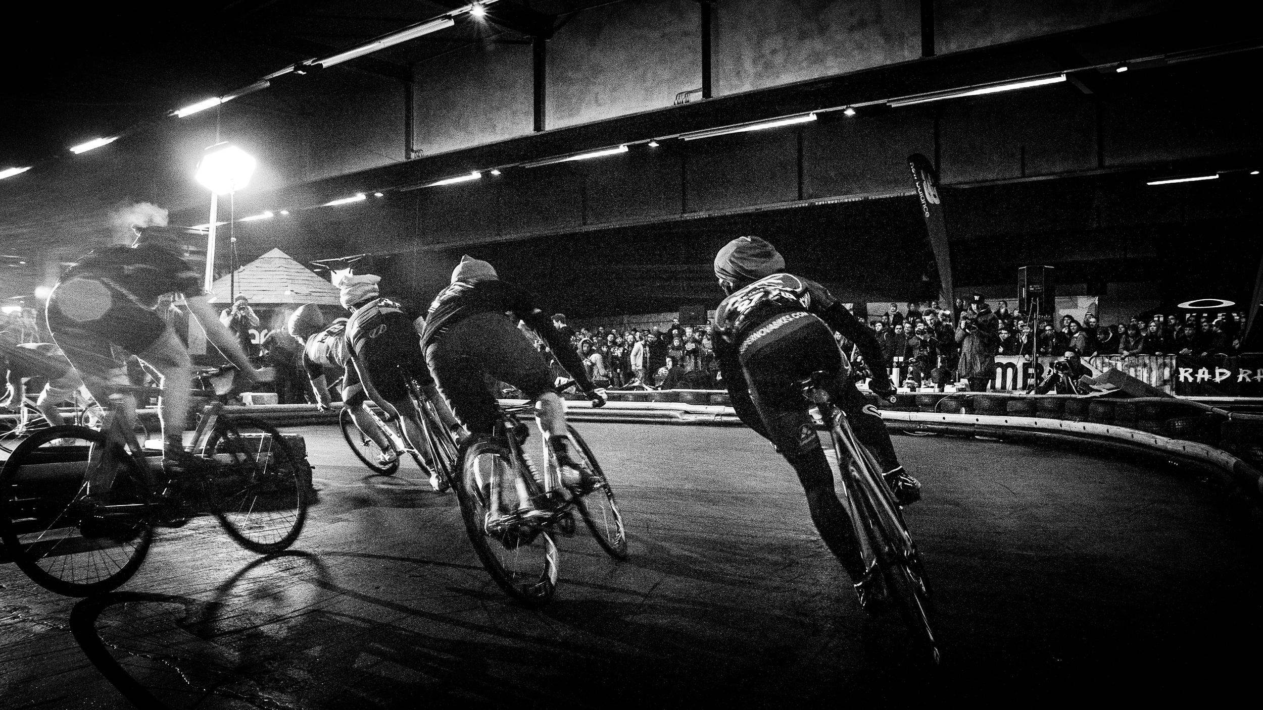 RAD RACE Last Man Standing, Berlin 2015