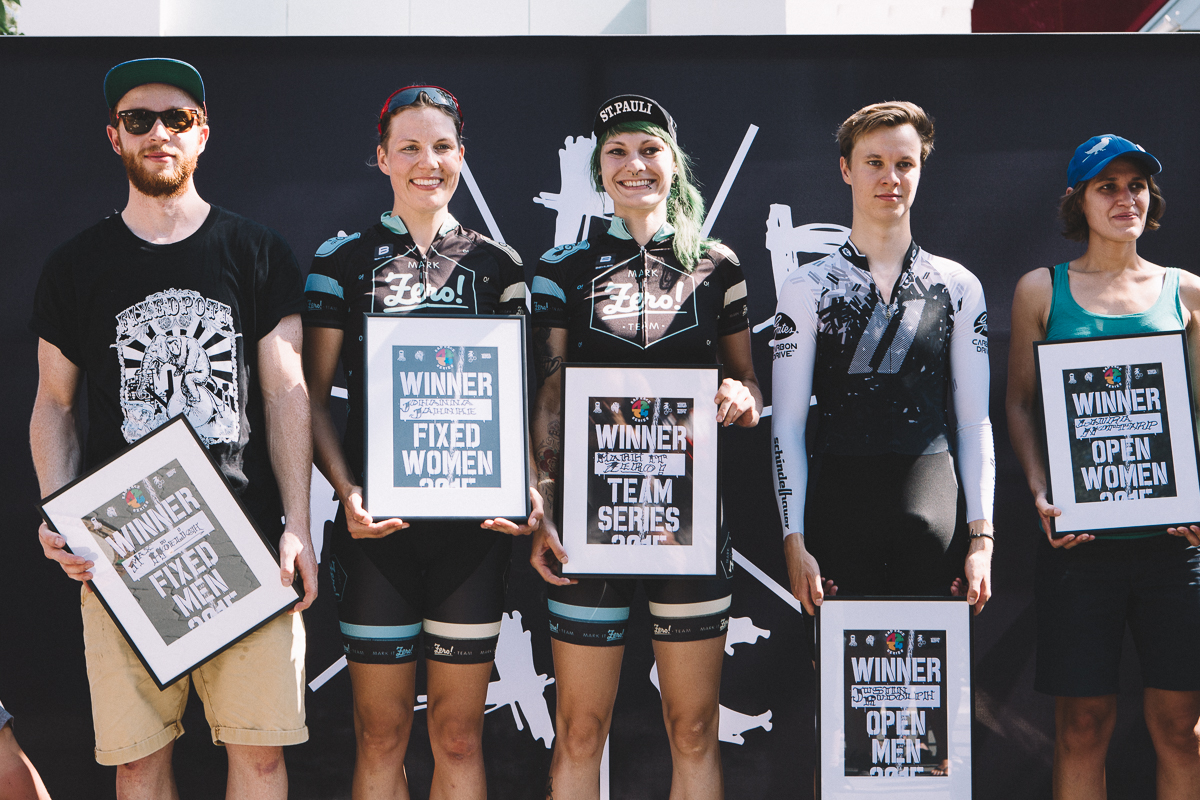 The RAD RACE SERIES winner 2015