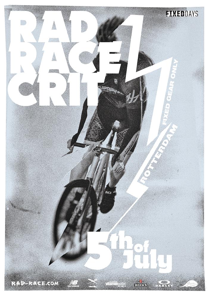 RAD RACE CRIT ROTTERDAM 05.07.2015