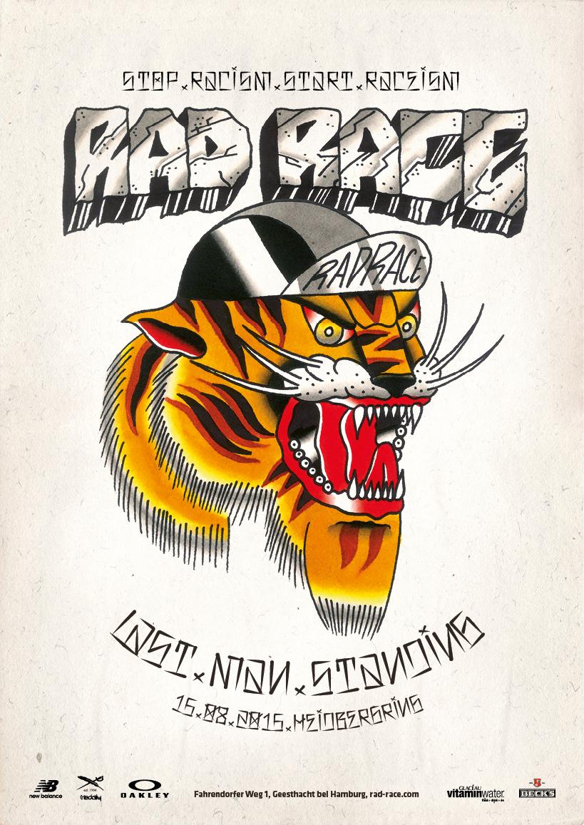 RAD RACE LAST MAN STANDING HEIDBERGRING 15.08.2015