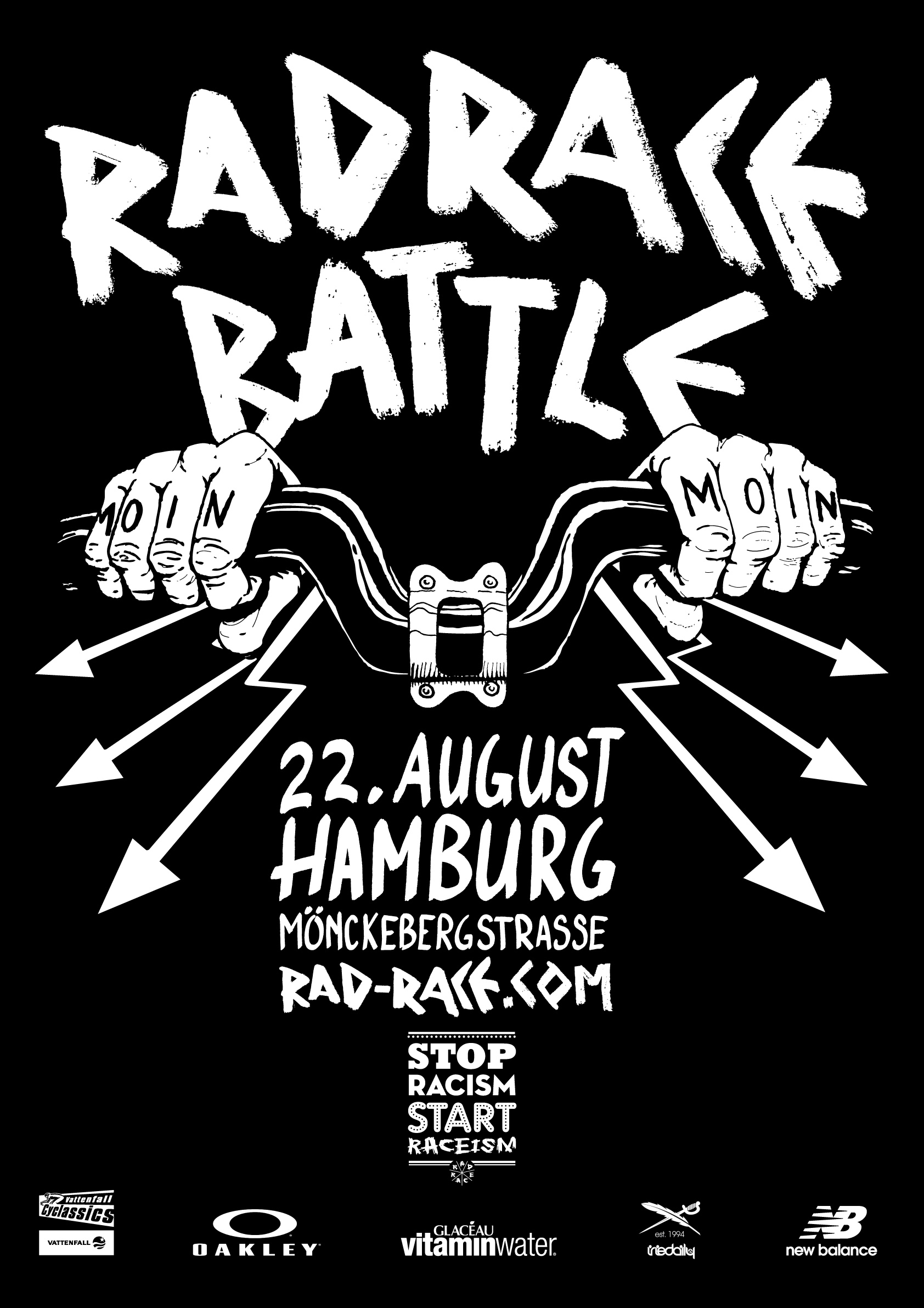 RAD RACE BATTLE HAMBURG 22.08.2015