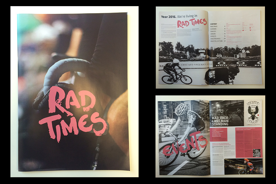 RAD TIMES Issue #1