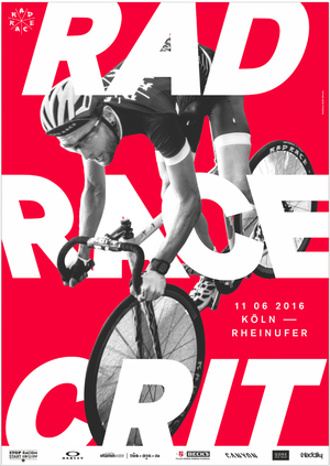 RAd race crit köln 11.06.2016