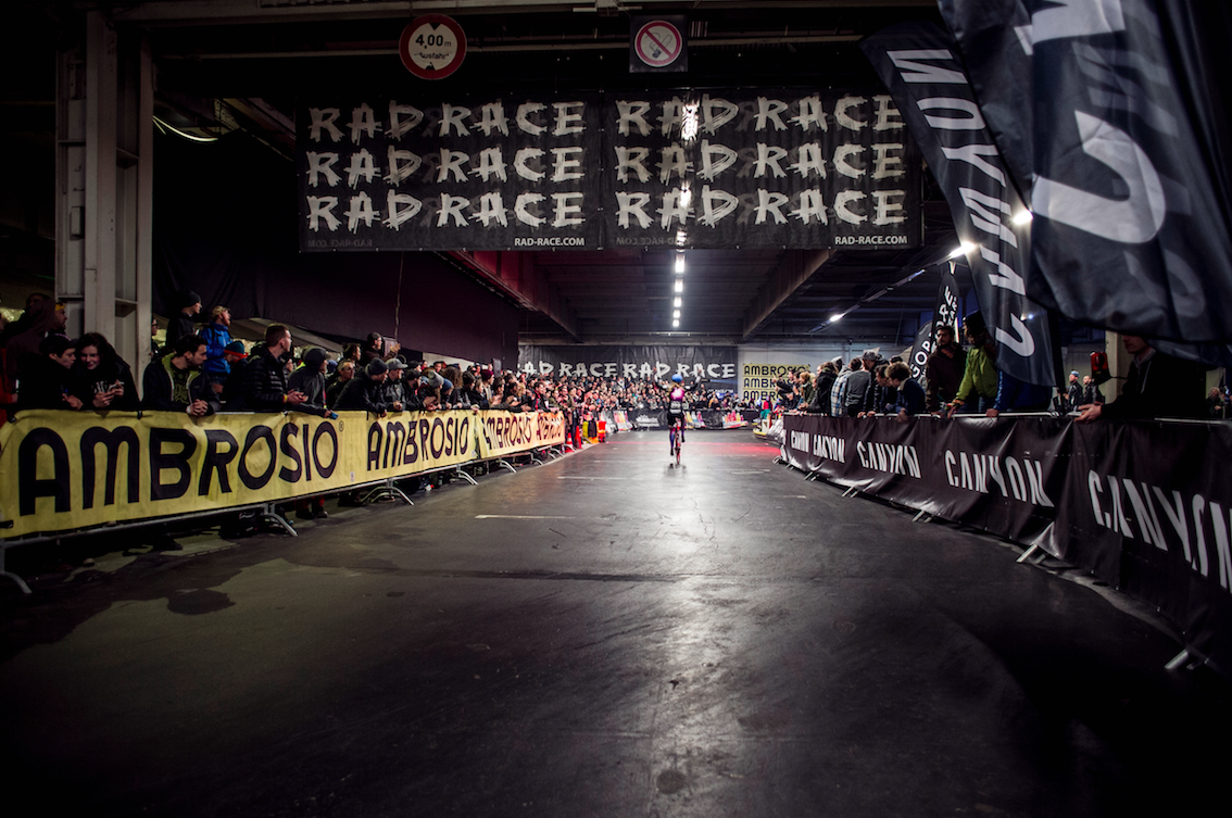 RAD RACE Last Man Standing, berlin shot by nils laengner