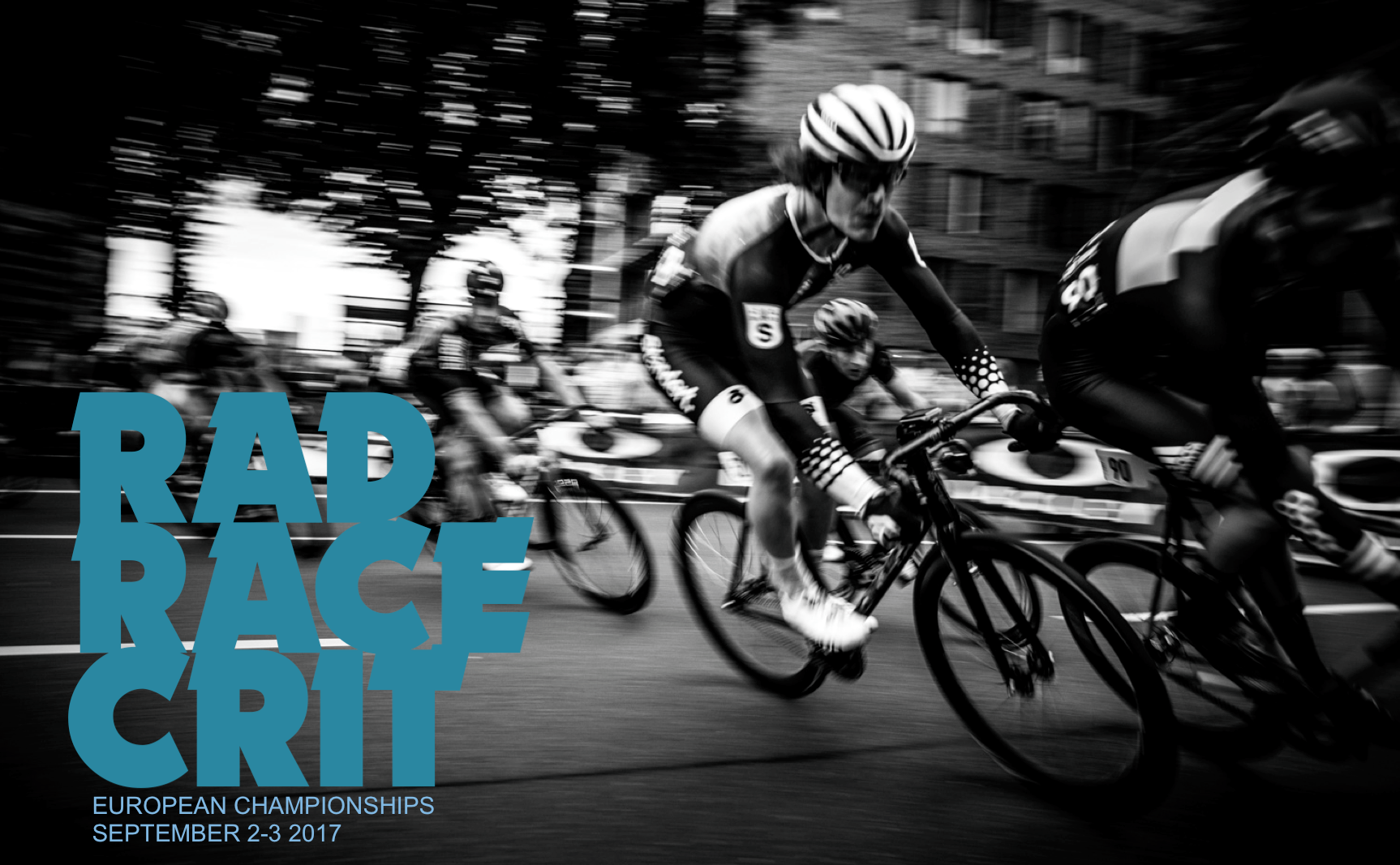 The RAD RACE CRIT European Championships in Ostende, Belgium on Sept. 2/3 2017