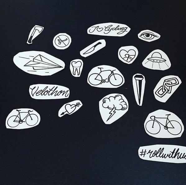 Pete Görlitz will give you some ink at Registration & Starter Kit handout.
