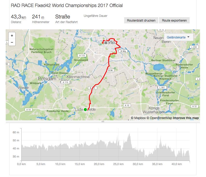 rad race fixed42 on strava