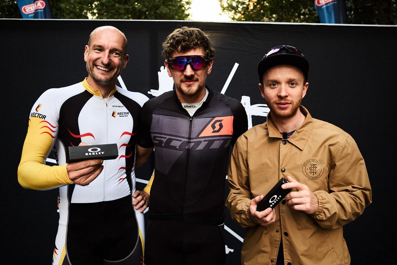 Marcel Laurent, Julian Lehmann, Max höflich. Pic by Carlos Fernandez Lazer