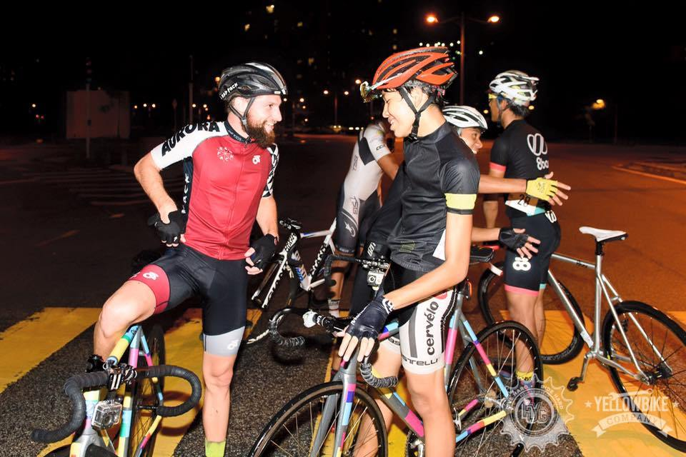 Fixed gear racing & cycling in Singapore — Blog — RAD RACE
