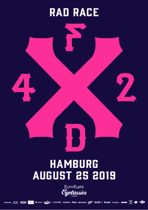 RAD race fixed42 Hamburg 25.08.2019