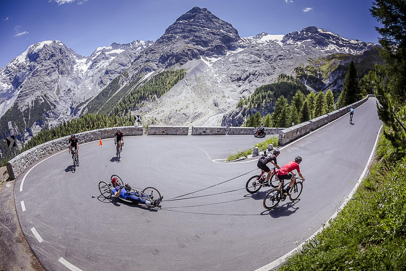 Rad Race TOUR DE FRIENDS - STELVIO, Pic by Arturs Pavlovs