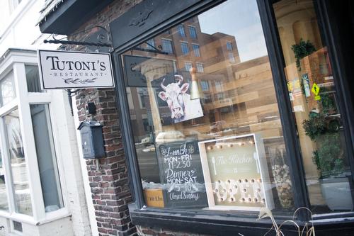 Tutoni's Restaurant prepares for York Restaurant Week. Bonnie Arbittier photo (Bonnie Arbittier)