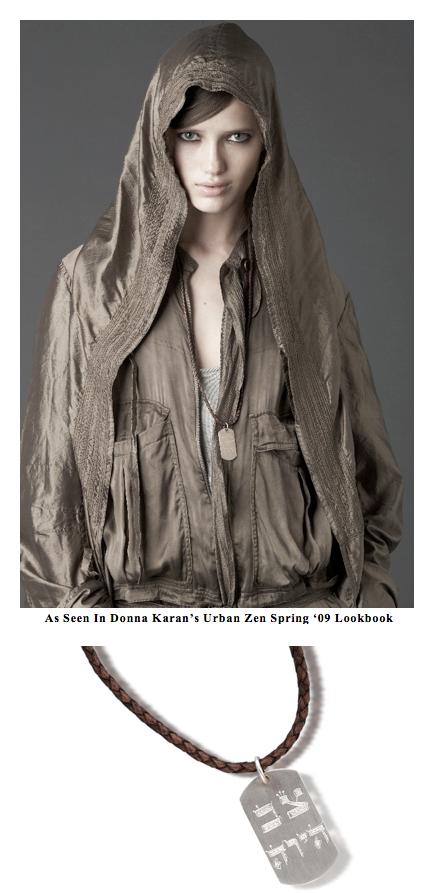 Donna Karan '09 Lookbook