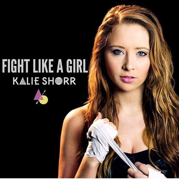Fight Like a Girl - Single by Kalie Shorr  https://itun.es/us/rkm1_
