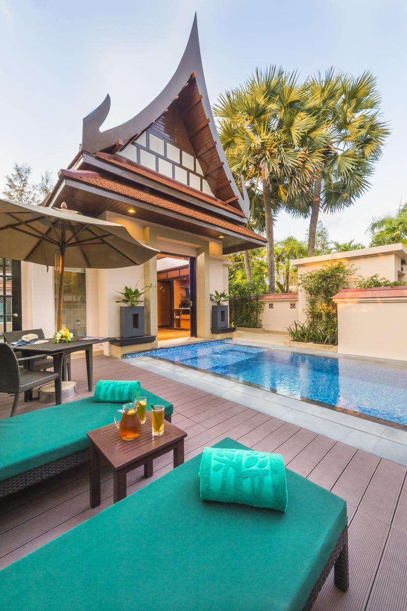 Banyan Tree Luxury Hotel Phuket