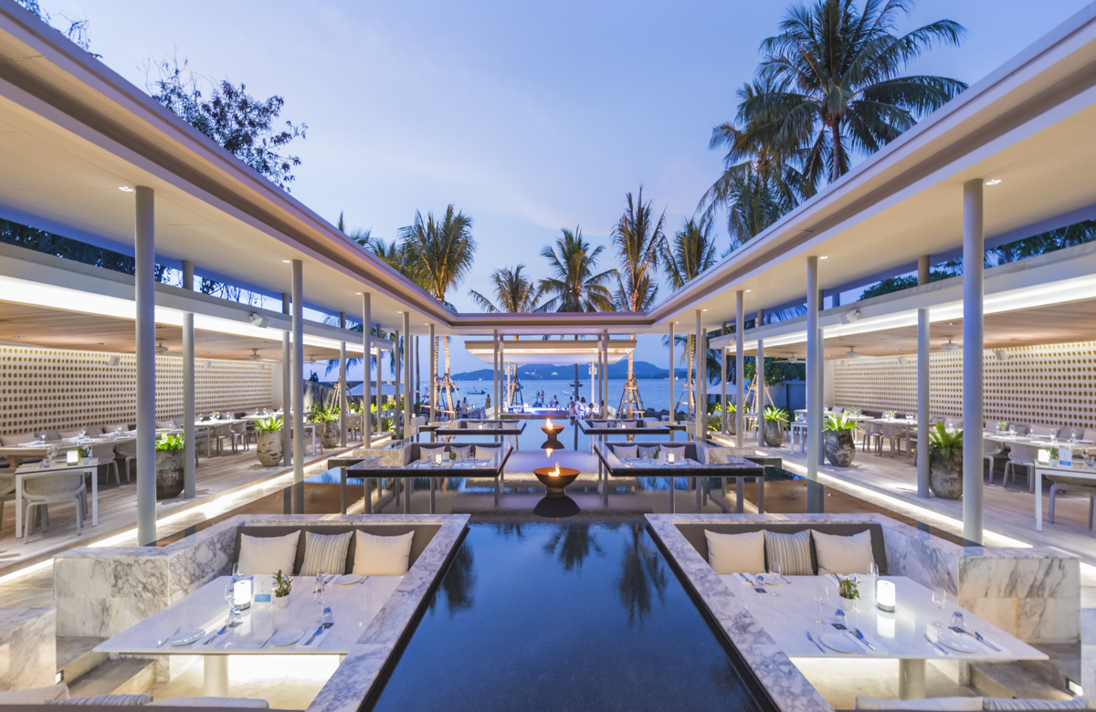 Palm Seafood Phuket