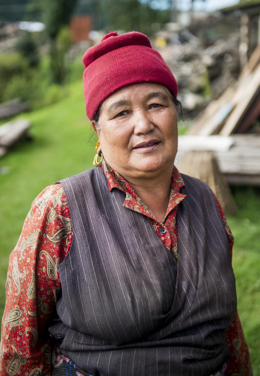 Kutumsang, Nepal
