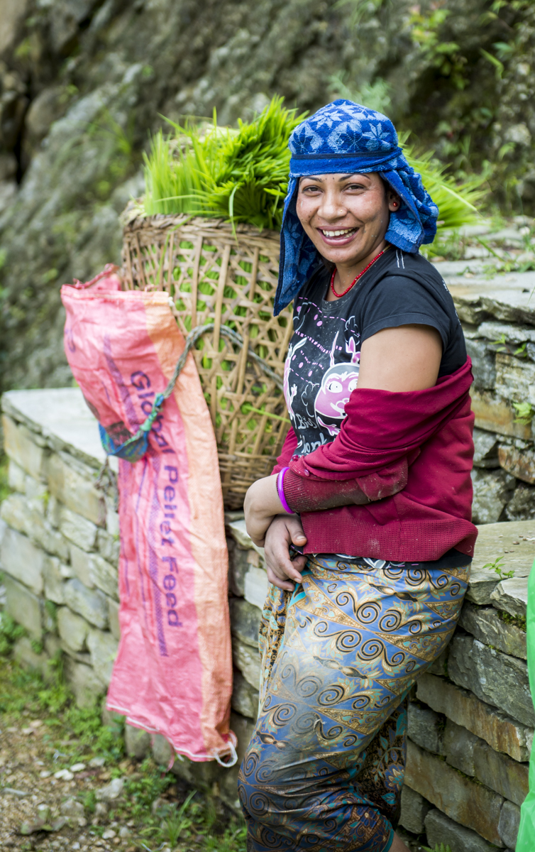 Tikhedhunga, Nepal