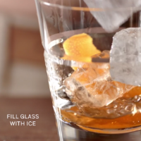 How to make a Rum Old-Fashioned