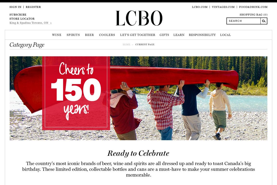 Copy of LCBO.com