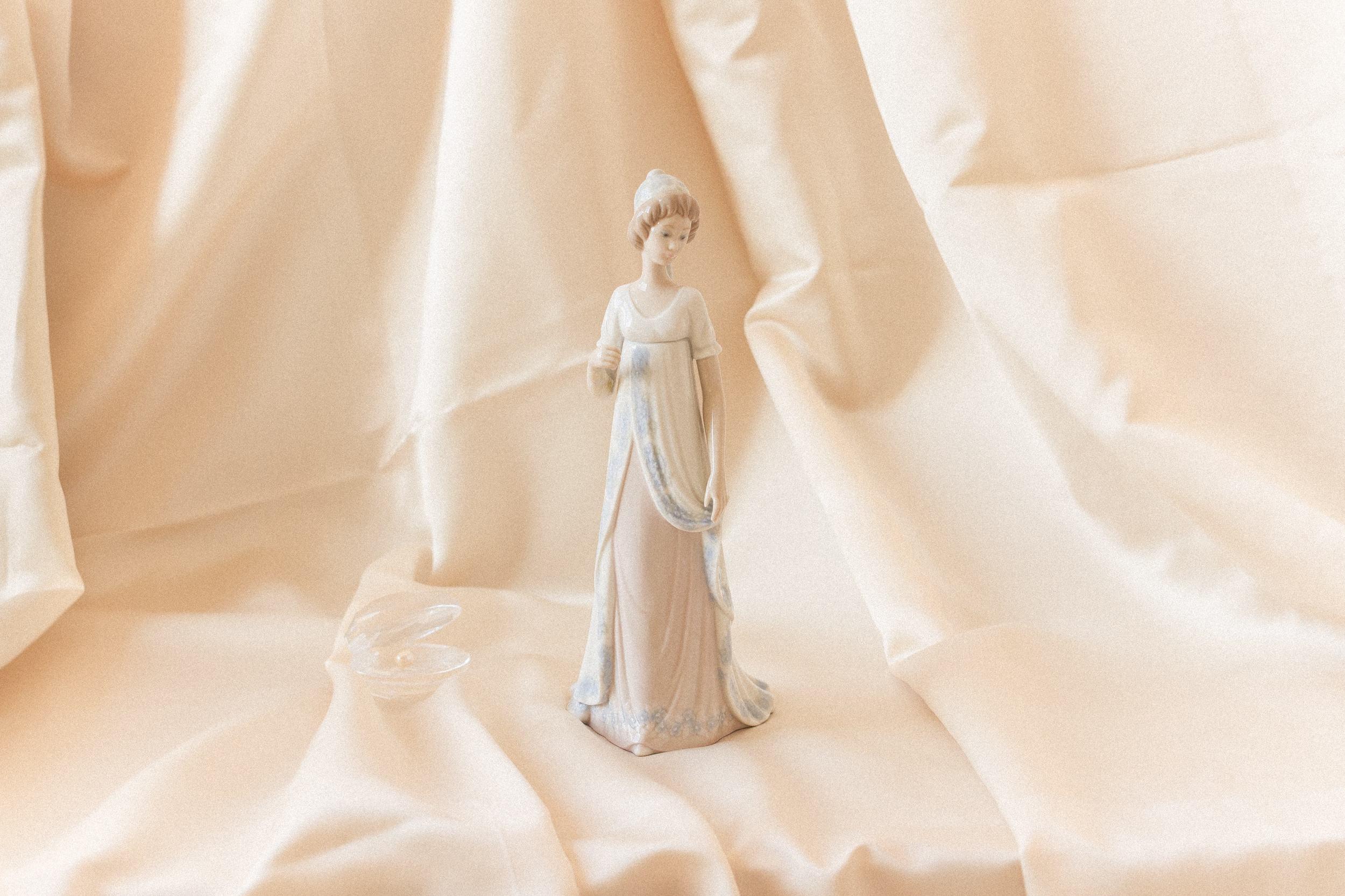 Porcelain Portrait  Personal work