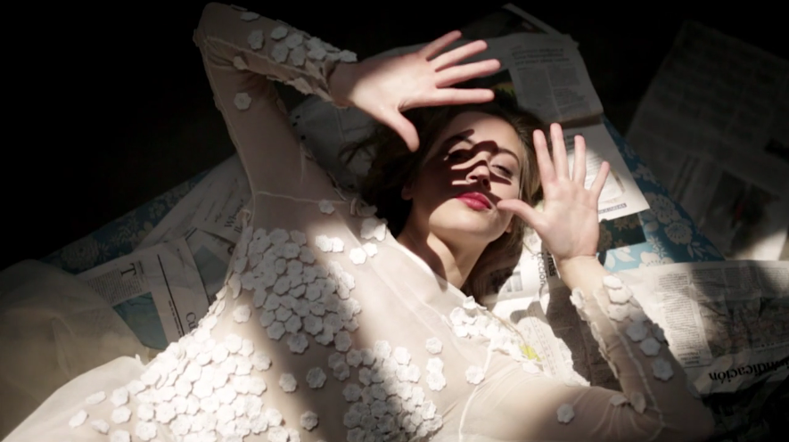 Katarina Grey-Blanche Fashion Film
