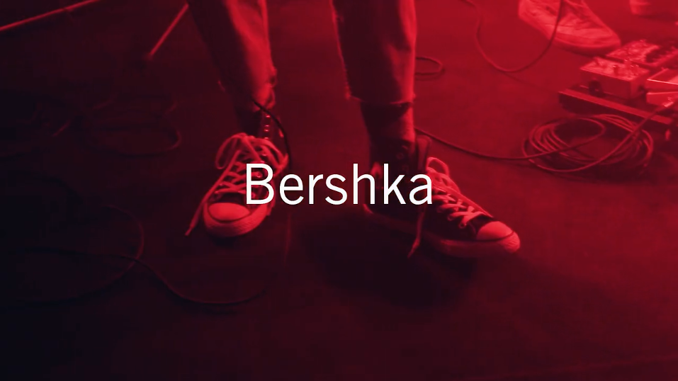Bershka opening store Event