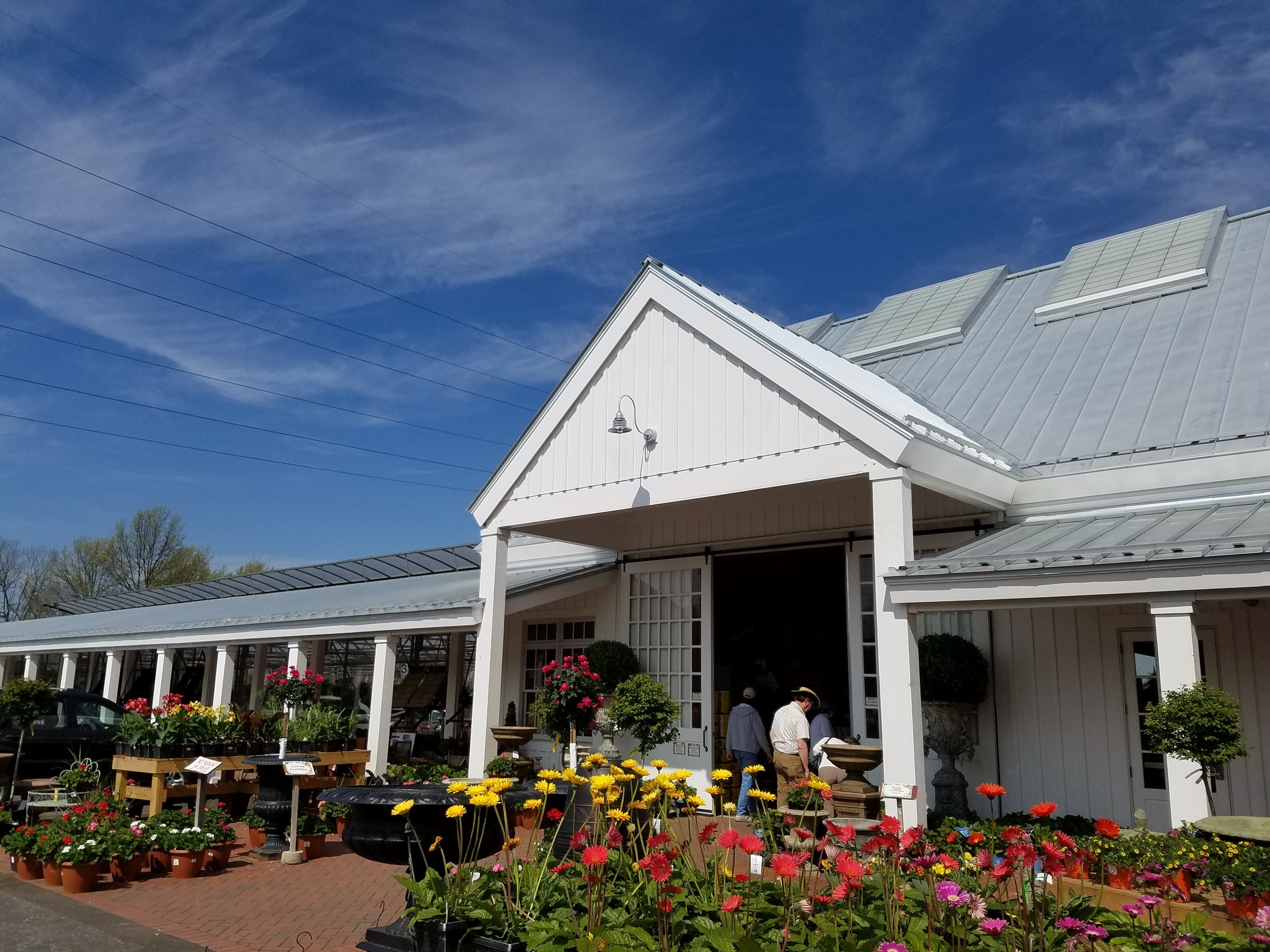 Oakland Nursery New Albany