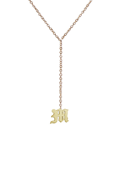 The Gothic Drop Necklace by The M Jewelers Ny