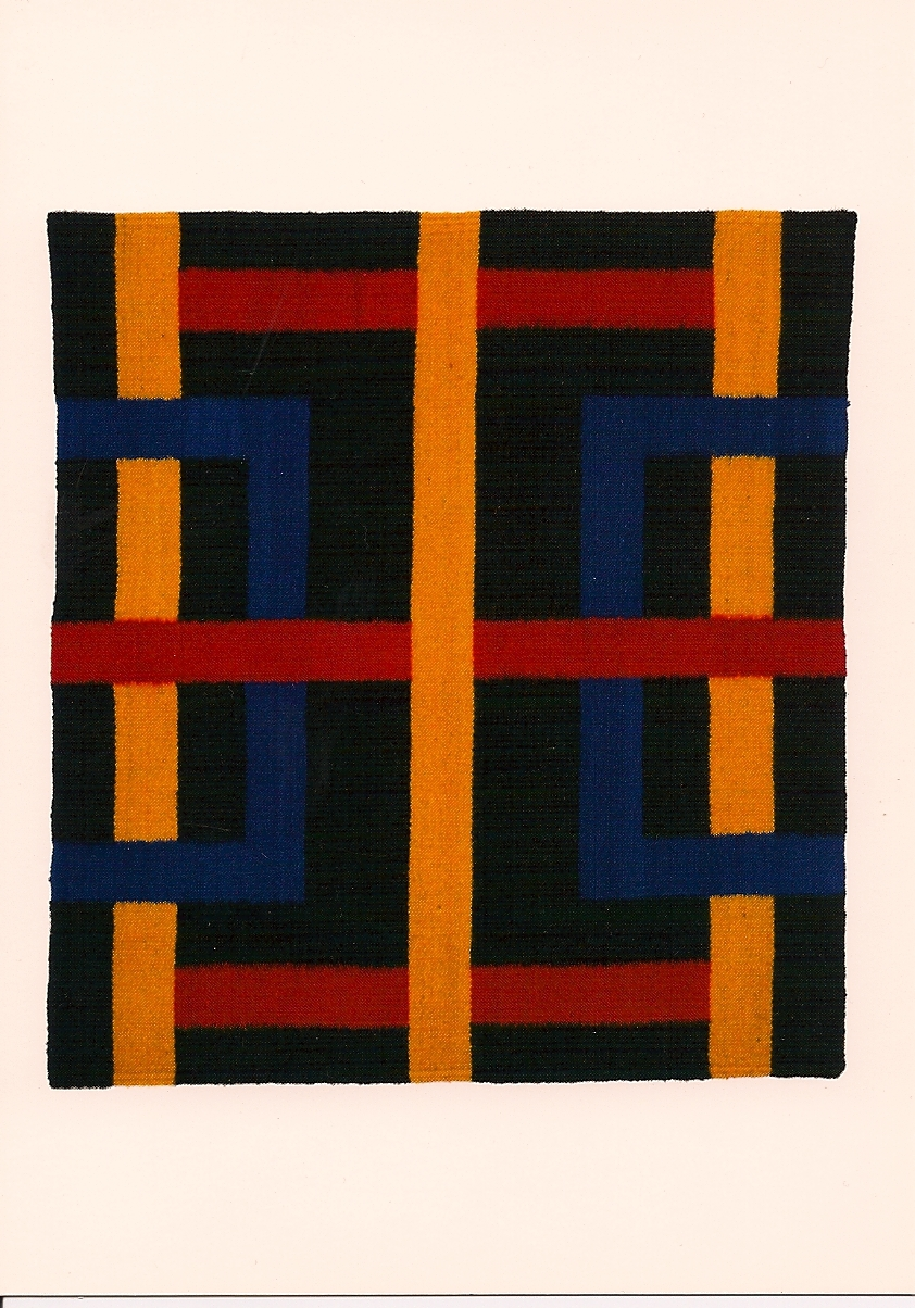 Keith Sonnier  Prayer Rug II, 1998 36 x 34 inches Edition of 6 with 3 proofs
