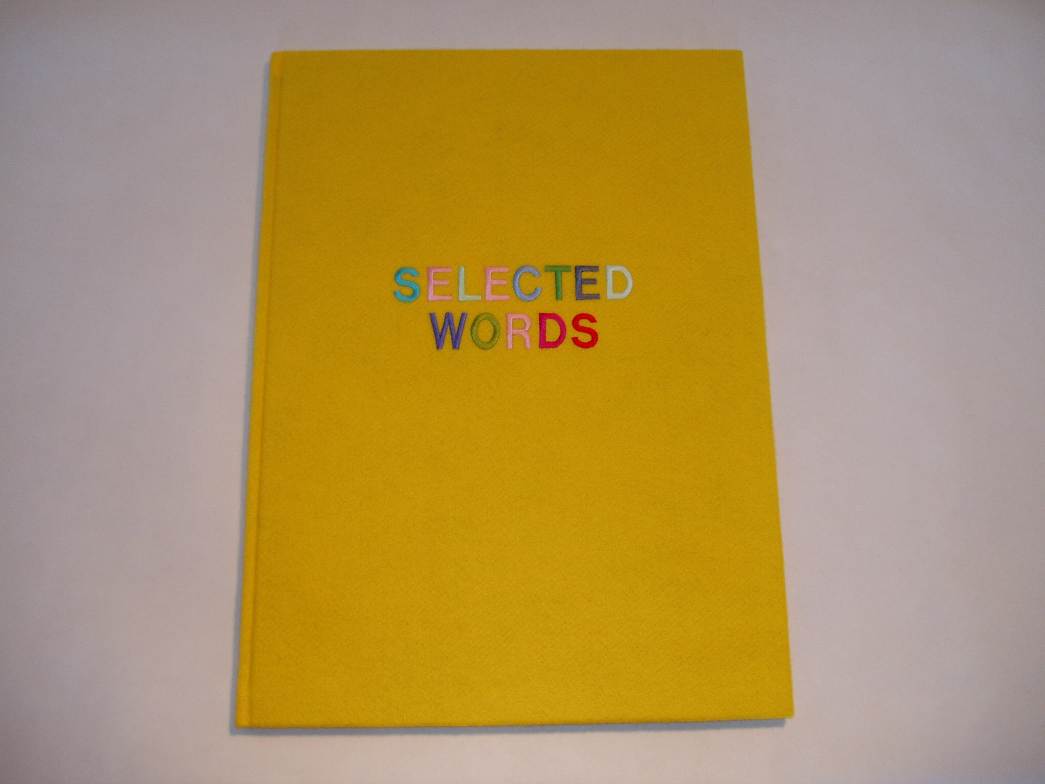 11. Selected Words yellow cover.jpg