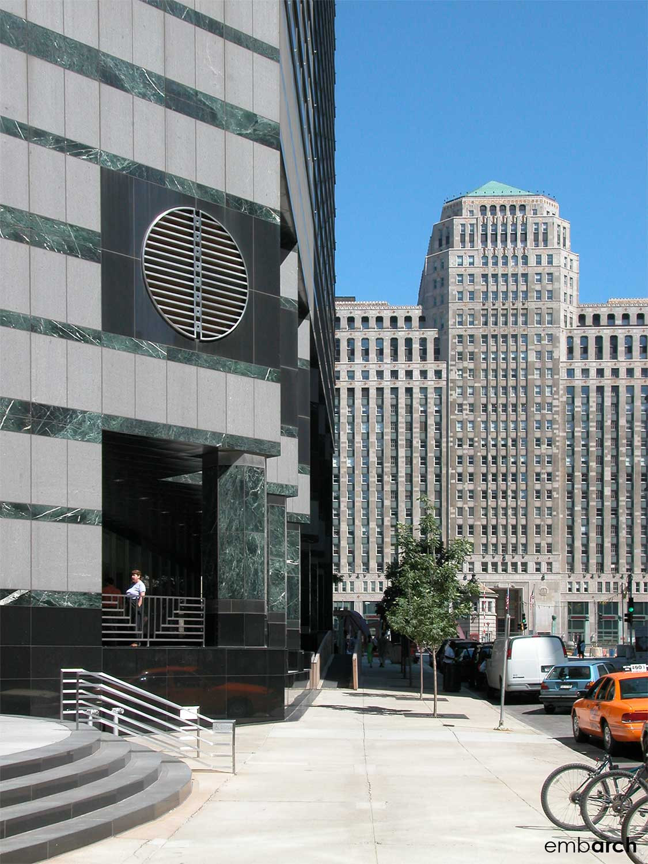 333 West Wacker Drive - exterior